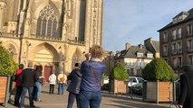 Notre-Dame : les cloches de Coutances ont sonné