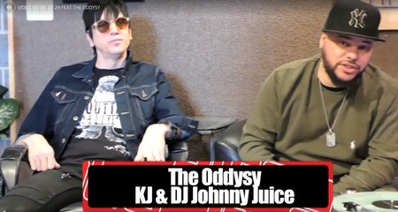 Video Vision Ep 29 hosted by The Oddysy