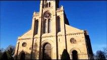 18h50, l'Alsace pleure Notre-Dame