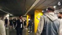 Doncic regresa al WiZink Center para ver al Real Madrid