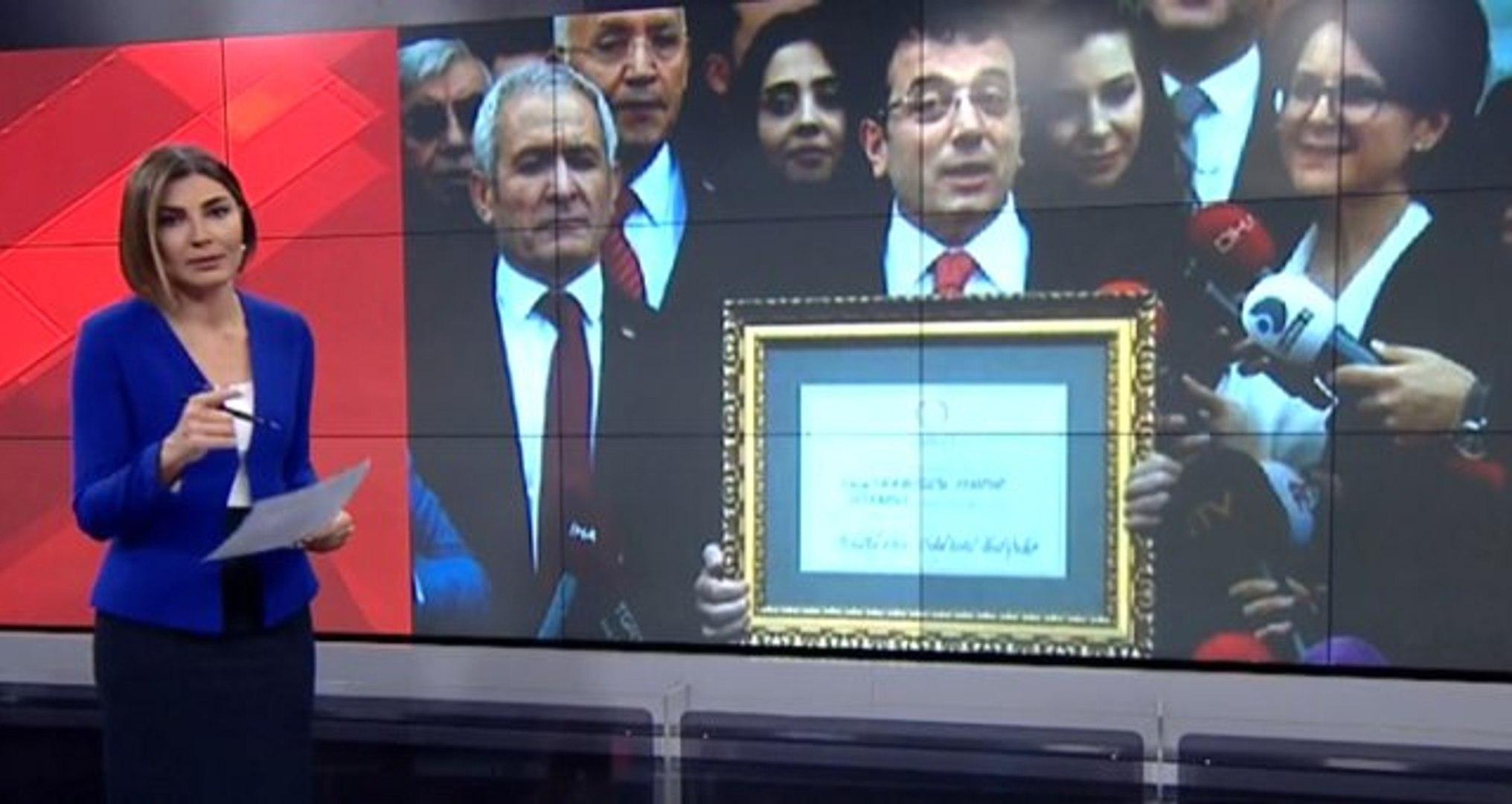 CNN Türk Ekranlarında Ekrem İmamoğlu Hatası Sosyal Medyayı Salladı!