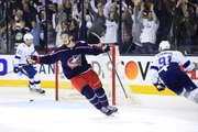 The Jim Rome Show: The Lighting are swept by the Blue Jackets