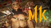 Mortal Kombat 11 - Trailer Shao Kahn