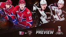 Western Conference Championship Series Preview – Spokane Chiefs vs Vancouver Giants