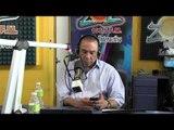 Christian Jimenez comenta sobre hechos violentos en Santiago en Elsoldelatarde