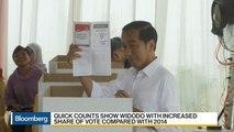 Indonesia's Jokowi Set to Win Second Term