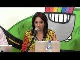 Maria Elena en #Elsoldelamañana desde la fundación amigos contra el cáncer infantil parte3