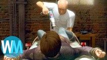Top 10 des jeux vidéo où la MORT est PERMANENTE !