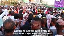 Soudan: les manifestants réclament un gouvernement civil