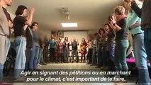 Climat: un stage pour se former à la désobéissance civile