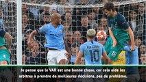 """Quarts - B. Silva : """"Le VAR est une bonne chose"""""""