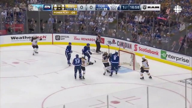 NHL Highlights - Bruins vs Maple Leafs Game 4 – 17 April 2019