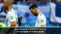 "Interview - Rivaldo : ""Messi doit gagner une Coupe du Monde"""