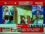 Lok Sabha Election 2019 Phase 2: Nirmala Sitharaman, Kamal Haasan, Kiran Bedi Casts Their Vote