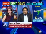 Manoj Murlidharan of Religare Securities on ITC and M&M