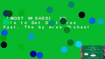 [MOST WISHED]  2% Rule to Get Debt Free Fast, The by Alex Michael