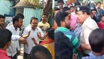 Lok Sabha Elections 2019: Raiganj में Voting के दौरान TMC Supporters की गुंडागर्दी | वनइंडिया हिंदी