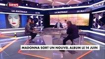 Bilal Hassani a écouté le nouvel album de Madonna