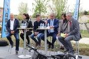 Sernhac : lancement du plan vélo