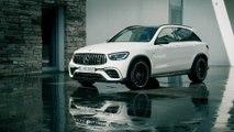 Mercedes-AMG GLC 63S 4MATIC+ Trailer