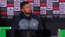 """Olivier Giroud : """"je ne suis pas heureux de jouer les seconds rôles"""""""
