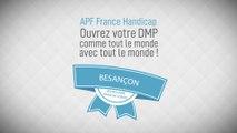 « Ouvrez votre DMP comme tout le monde et avec tout le monde ! » APF Bourgogne-Franche-Comté