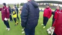 ONE TO ONE Academy in visita alla Scuola Calcio Mirabello
