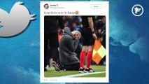 Pep Guardiola en prend pour son grade sur Twitter après l'élimination de Manchester City