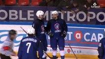 Mondial 1A U18. Résumé de France-Norvège (2-3)