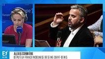 """Pour Alexis Corbière, les dons pour Notre-Dame de Paris se sont transformés en """"qui veut défiscaliser des millions ?"""""""