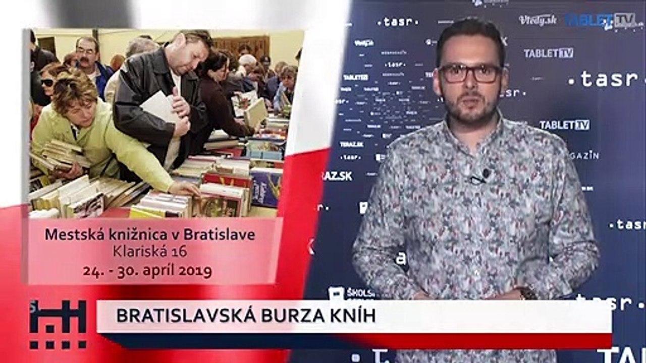 POĎ VON: IXPO 2019 a Bratislavská burza kníh