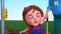TooToo Fille Du Trafic Intelligent Épisode | Un Dessin Animé Pour Les Enfants | Comédie Drôle Spectacle Pour Les Enfants |