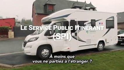 Le service public itinérant au plus près des habitants