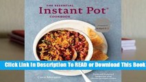 Online The Essential Instant Pot Cookbook: Fresh and Foolproof Recipes for Your Electric Pressure