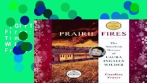 [GIFT IDEAS] Prairie Fires: The Life and Times of Laura Ingalls Wilder by Caroline Fraser