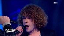 The Voice 2013 | Pierre G VS Florian Carli - Con te partiro (Andrea Bocelli) | Battle