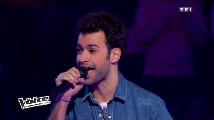 The Voice 2013 | Anthony Touma VS Jo Soul - Locked Out of Heaven (Bruno Mars) | Battle