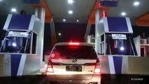 Perjalanan Tulungagung ke Krian Melalui Tol Trans Jawa (Gerbang Tol BANDAR - Gerbang Tol KRIAN)
