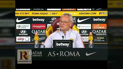 """Ranieri: """"Il futuro lo decide Pallotta"""""""
