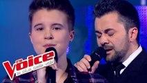 Starmania – SOS d'un terrien en détresse| Loïs Silvin VS Alexandre Chassagnac|The Voice 2013 |Battle