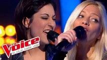 Foreigner – Wanna Know What Love Is | Stéfania Rizou VS Victoria Petrosillo | The Voice 2013 |Battle