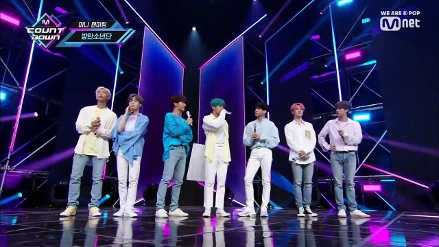Bts M Countdown Eng Sub Blood Sweat And Tears