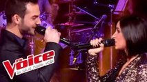 Cyndi Lauper – Time After Time | Michaël Lelong VS Alexandra Lucci | The Voice France 2013 | Battle