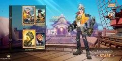 Eclipse Isle (Close beta test) (Android iOS APK) - Battle Royale Gameplay (skip intro)
