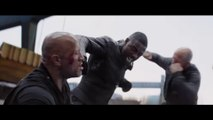 Hobbs and Shaw Movie - Dwayne Johnson, Jason Statham, Idris Elba - Fast and Furious