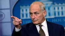 John Kelly Reportedly Calls Department Of Homeland Security A 'Mess'
