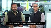Political Bazaar | Lok Sabha elections 2019: Phase 2 Round-Up