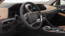 2020 Hyundai Sonata Interior Design