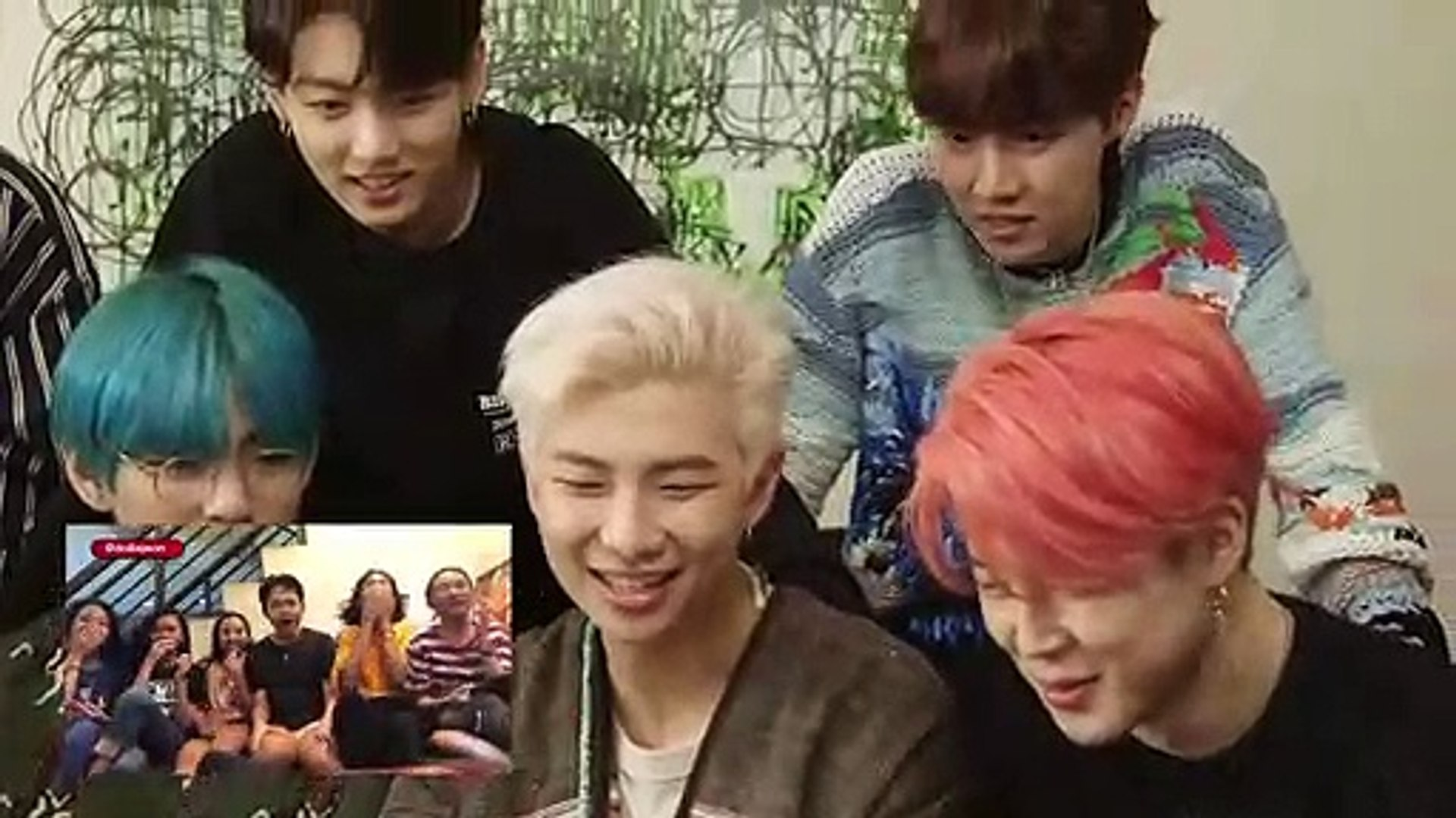 BTS React To Fans Watching 'Boy With Luv'  Music Video For The First Time!