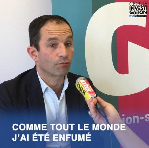 Benoît Hamon : « J'ai été enfumé » par Alexandre Benalla